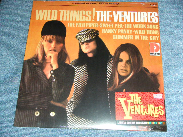 The Ventures Wild Things 2012 Us Limited 1 000 Copies