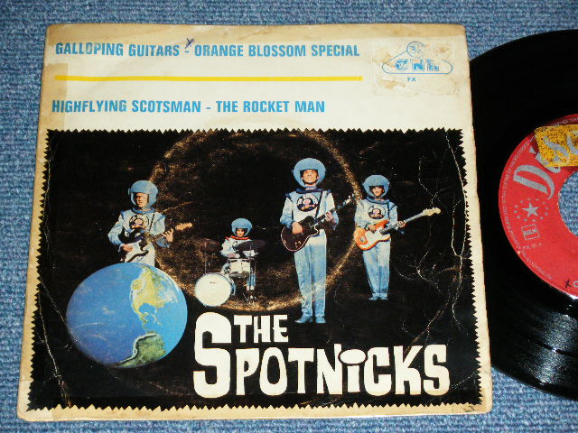 The Spotnicks Galloping Guitars The Rocket Man