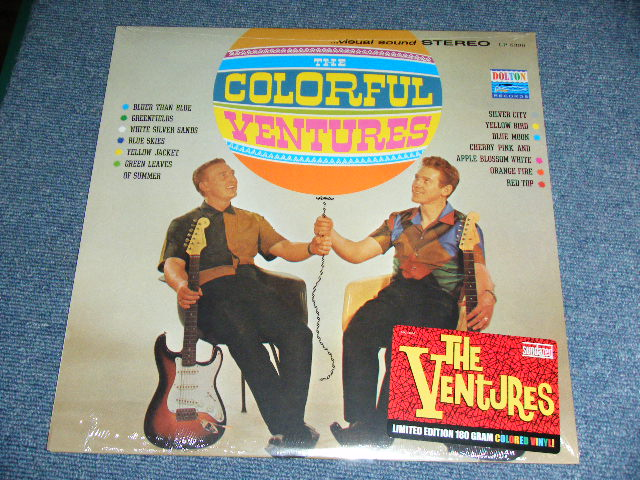 The Ventures The Colorful Ventures 2013 Us Limited