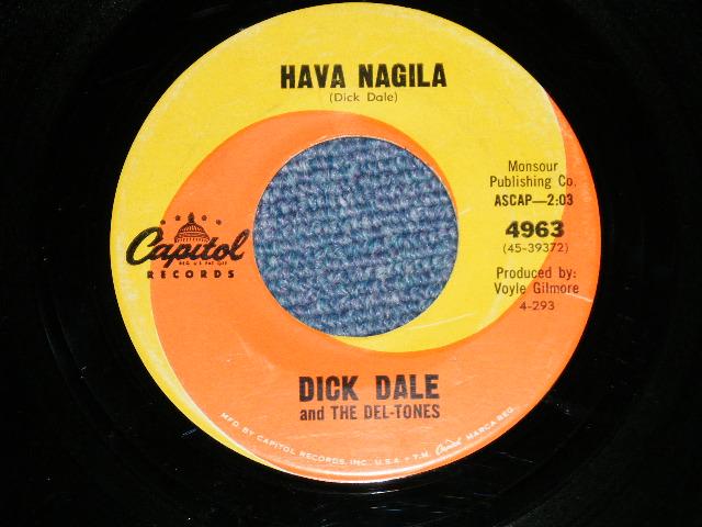 Hava Nagila chords & tabs by Dick