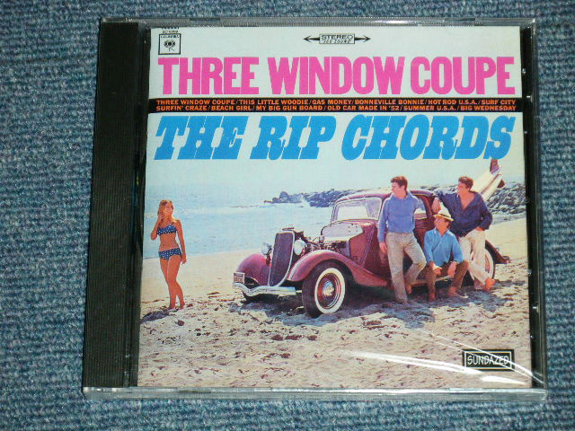 Rip Chords Three Window Coupe