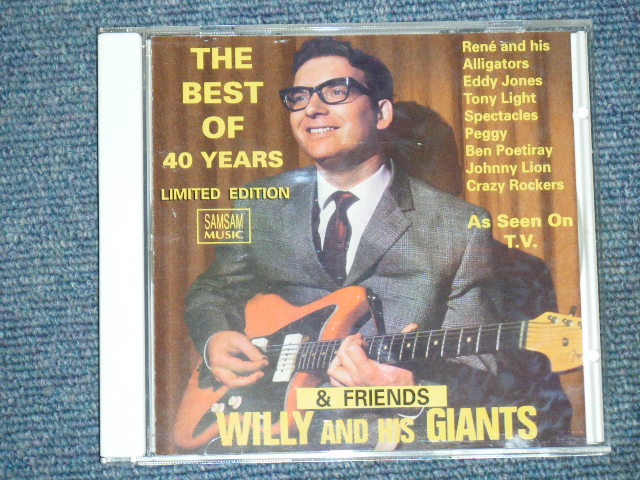 Willy And His Giants Sarina